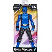 Boneco Power Rangers Ranger Azul 25 Cm - E6204 - Hasbro