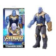Novo Boneco Marvel Thanos Guerra Infinita 30 Cm Hasbro