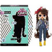 Boneca Lol Surprise Omg Série 2 Fashion Doll 20 Surpresas FULL