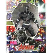 Boneco Pantera Negra - Black Panther 45 Cm - Mimo