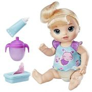 Boneca Baby Alive Fraldinha Mágica Loira C2700 Hasbro