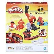 Conjunto Play-doh Os Incríveis 2 Hasbro