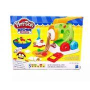 Conjunto Play-doh Hasbro Fábrica De Macarrão