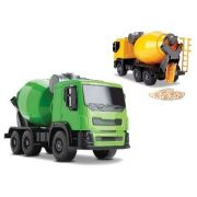 Caminhão Brutale Betoneira - Roma Brinquedos, Sortido