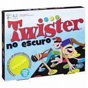 Novo Jogo Twister No Escuro- Hasbro