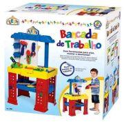 Bancada de Trabalho de Brinquedo Infantil - Calesita