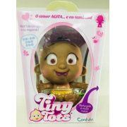 Tiny Tots Boneco Interativo Com Chupeta Verde - 8801bonecos