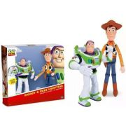 Kit Buzz Lightyear E Woody Toy Story - Toyng