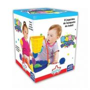 Brinquedo Infantil Baby Basquete-Big Star