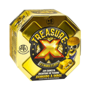 Treasure X Caça Tesouro Surpresa Escava Ouro Dtc Original