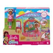 Barbie Boneca Club Chelsea Aulas De Ballet - Mattel Ghv81