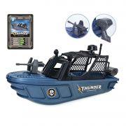 Barco de Brinquedo Thunder Flutuante - Usual Brinquedos