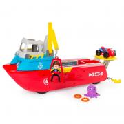 Patrulha Canina Barco Patrulheiro do Mar Sea Patrol - Sunny