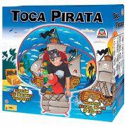 Barraca Infantil com 100 bolinhas Toca do Pirata - Braskit