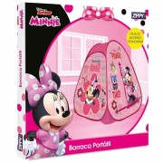 Barraca Infantil Minnie Tenda Portátil Pop-up - Zippy 6930