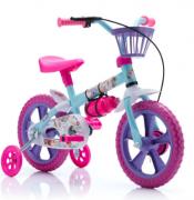 Bicicleta Infantil Aro 12 Unicornio - Ta Te Ti Calesita