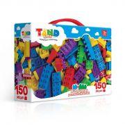 Blocos De Montar 150 peças Baú Tand Kids Original - Toyster