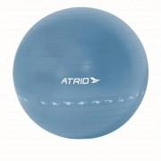 Bola De Ginástica Premium Para Exercício 65Cm Atrio Azul