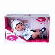 Boneca Reborn Anny Doll Baby - Cotiplás 2440