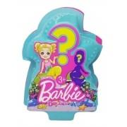 Boneca Barbie Mini Surpresa Dreamtopia Sereia - Mattel