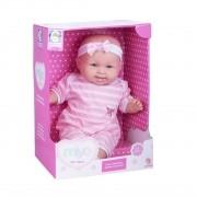 Boneca Bebê Miyo Menina 40 Cm - Cotiplás 2247