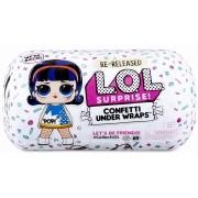 Boneca Lol Surprise Confetti Under Wraps Capsula - Candide