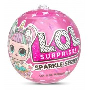 Boneca Lol Surprise Sparkle Séries Glitter 7 Surpresas - Candide