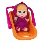 Boneca Masha No Bebê Conforto 18 cm - Cotiplás 2467