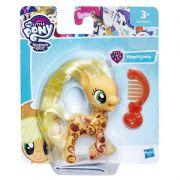 Boneca Mini My Little Pony Applejack Glitter - Hasbro
