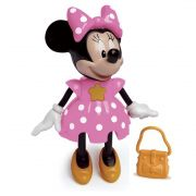 Boneca Minnie Conta História Disney 25cm - Elka
