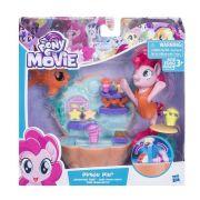 Boneca  My Little Pony: O Filme - Pinkie Pie Spa Submarino Hasbro