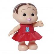 Boneca Turma da Mônica Iti Malia Mônica 24 cm Baby Brink