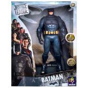 Boneco Batman Liga Da Justiça 45cm Dc Comics - Mimo