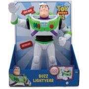 Boneco Buzz Lithyear Golpe De Karate Toy Story 4 - Toyng