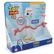 Boneco Forky Garfinho Customizável 16 cm Toy Story 4 - Toyng