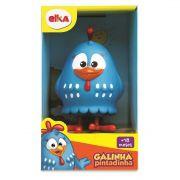 Boneco Galinha Pintadinha Vinil 15cm - Elka