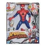 Boneco Homem Aranha Articulado Poderes De Venom- Hasbro E7493