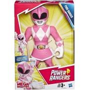 Boneco Power Rangers Rosa Mighties 25cm - Hasbro