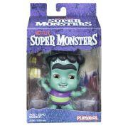 Boneco Super Monstros Em Ação - Frankie Mash Playskool