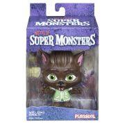 Boneco Super Monstros Em Ação - Lobo Howler Playskool