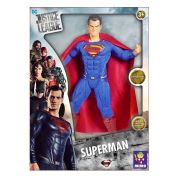 Boneco Superman Dc Comics 45 Cm Justice League - Mimo