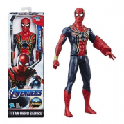 Boneco Titan Hero Iron Spider Vingadores Ultimado - Hasbro
