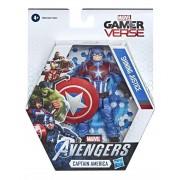Boneco Vingadores Capitão América Game Verse - Hasbro E9865
