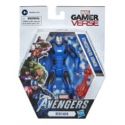 Boneco Vingadores Homem De Ferro Game Verse - Hasbro E9866
