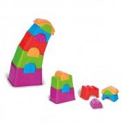Brinquedo Didático Torre Maluca - Calesita 730