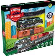 Brinquedo Dtc Trem Miniatura Express Premium 4163