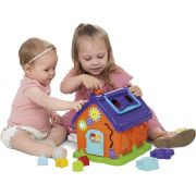 Brinquedo Educativo Casinha da Dinda Aranha - Mercotoys