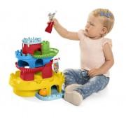 Brinquedo Educativo Monta Castelo - Tateti 893