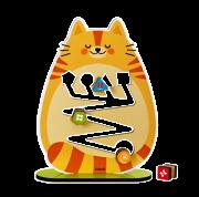 Brinquedo Educativo Rolando Figuras Com o Gatinho- Babebi