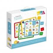 Brinquedo Infantil Bingo das Palavras - Babebi 6045